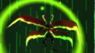 BEN 10 Ultimate Alien Cosmic Destruction Part 17 - Ultimate Big Chill Transformation
