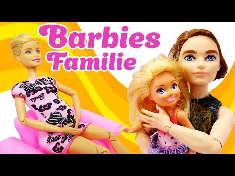 3 BARBIE Videos. Video Für Kinder Auf Deutsch
