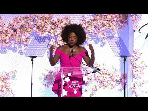 Viola Davis  Full Power of Women Speech