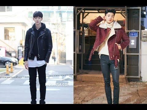 Korean Men Street Fashion 2018 Youtube