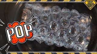 bubble wrap experiment