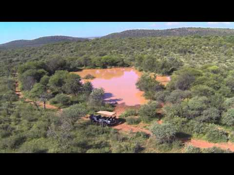 Dronetec South Africa game management aplications demonstration