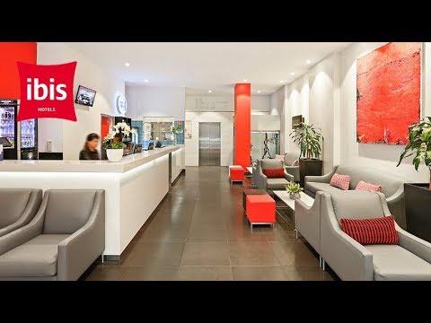 Discover Ibis Sydney World Square • Australia • Vibrant Hotels • Ibis