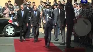 الرئيس الفرنسي يبدأ جولة في المنطقة تشمل لبنان والأردن ومصر - (16-4-2016)