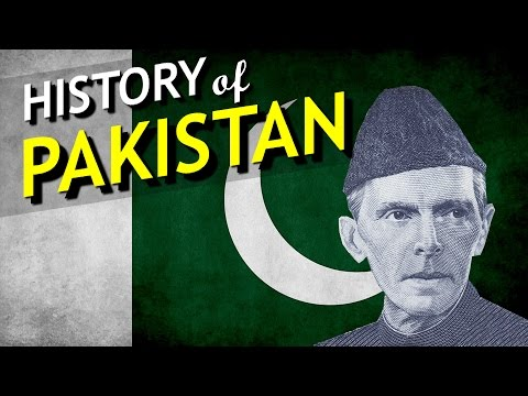 History of Pakistan - Indus Valley to Afridi in 8 minutes
