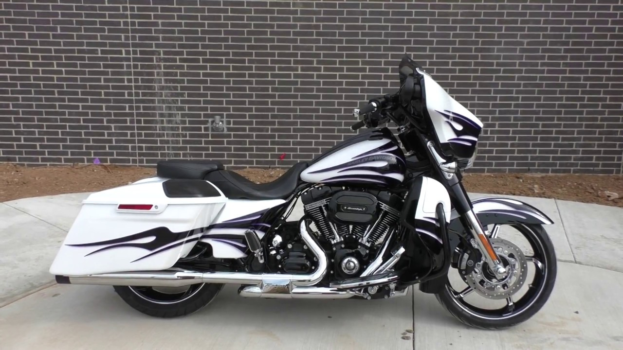 962887 2016 Harley Davidson Cvo Street Glide Flhxse Used Motorcycles For
