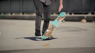 In the latest episode of People Are Awesome Presents we welcome skateboarder