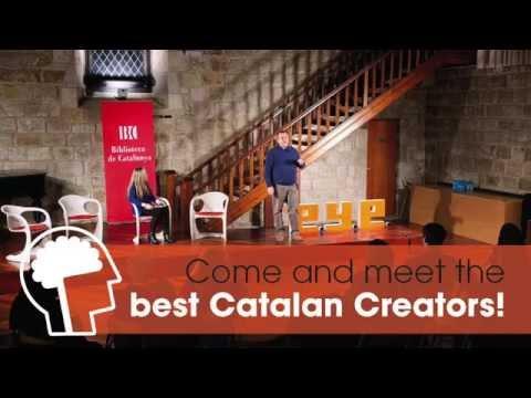 EYECatalunya: Be inspired with the best Catalan creators