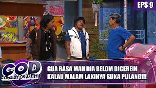 Hahhaaa Duet Maut Nih... Malih Pengen Minta Izin, Bolot Malah Ngomongin Cerai!!! | COMEDY OK DEH