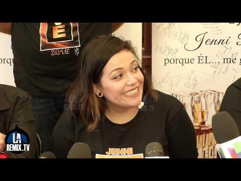 Entrevista a Jackie Rivera La Gran apertura de La Boutique De Jenni Rivera en Long Beach