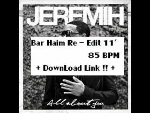 Jeremih Feat. 50 Cent - Down On Me (Bar Haim Re - Edit 11') 85 BPM + Download Link 2011