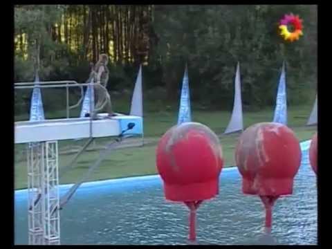 Hombre Al Agua - Wipeout Argentina 04/07/2010