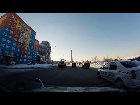 Южно-Сахлинск. ул. Ленина - Пуркаева