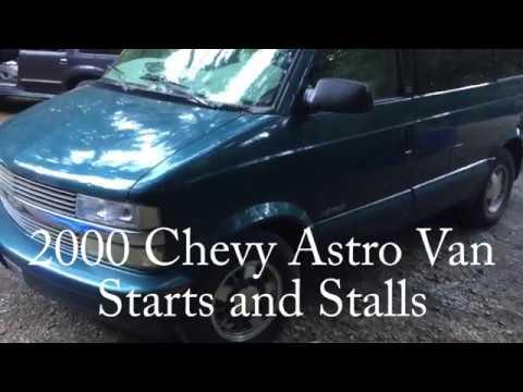 2000 Chevy Astro Van  P1626 Code, Starts & Stalls, Strange Ingenious Find  and Fix,