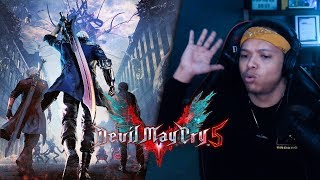 KILLING WITH STYLE!!! | Devil May Cry 5 #Eps1