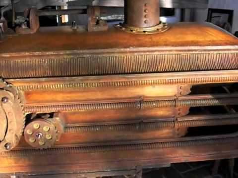 Kinetic Art Coffin by Dan Benedict of Benedict August