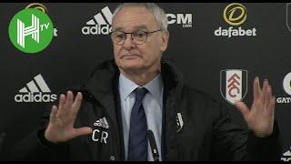 Download Video Fulham 1-2 Tottenham I Claudio Ranieri: I still believe we can stay up! MP3 3GP MP4