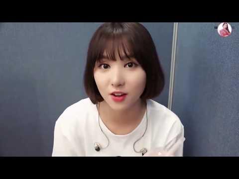 """[GFRIEND] Eunha's """"Strawberry & Banana"""""""