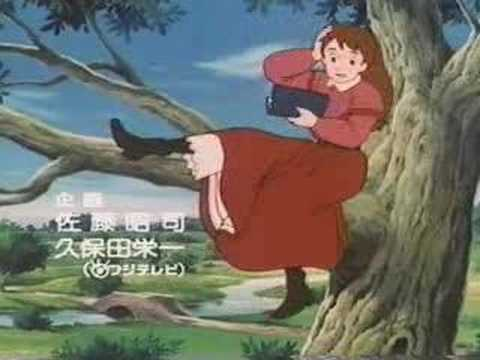 Little Women - Japanese Opening