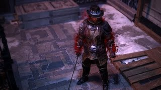 Path of Exile: Gore Character Effect