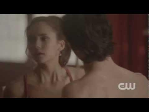 "The Vampire Diaries 3x01 ""The Birthday"" Sneak Peek (4) Damon & Elena"