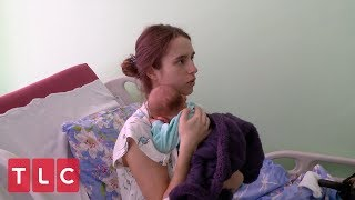Steven And Olga Have a Spat at the Hospital | 90 Day Fiancé