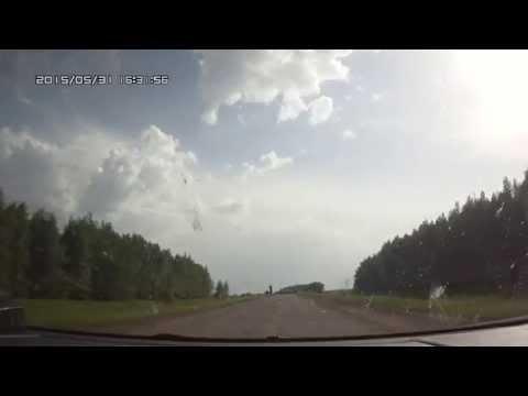 Трасса Р-235. Ртищево - Аркадак июнь 2015