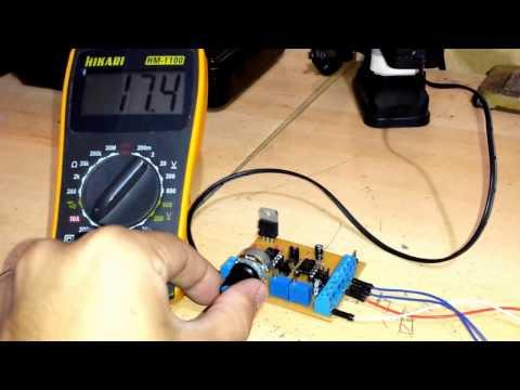 Módulo Conversor 0-10V para 4-20mA