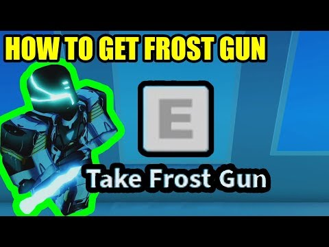 HOW to GET the SECRET FROST GUN | NEW FREE CAR | Roblox Mad City Update