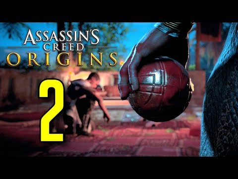 La NUOVA MELA dell'EDEN! AC ORIGINS SERIE ITA #2! Assassin's Creed Origins Gameplay Walkthrough ITA