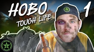 DID WE GET MUGGED? - Hobo: Tough Life (Part 1) | Let's Watch