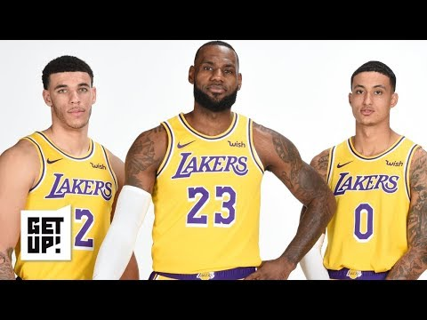 Kyle Kuzma, Lonzo Ball and LeBron are the only Lakers worth keeping - Jalen Rose | Get Up!