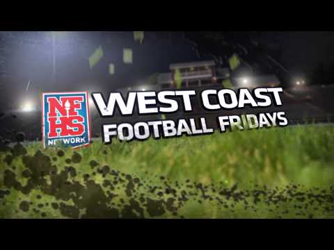 Football show bumper: Field Run
