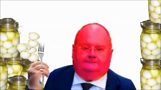 Eric Pickles Chokes to Death on a Pickled Egg