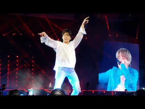 190519 Dope Baepsae Fire Medley @ BTS 방탄소년단 Speak Yourself Tour Metlife Stadium New Jersey Fancam