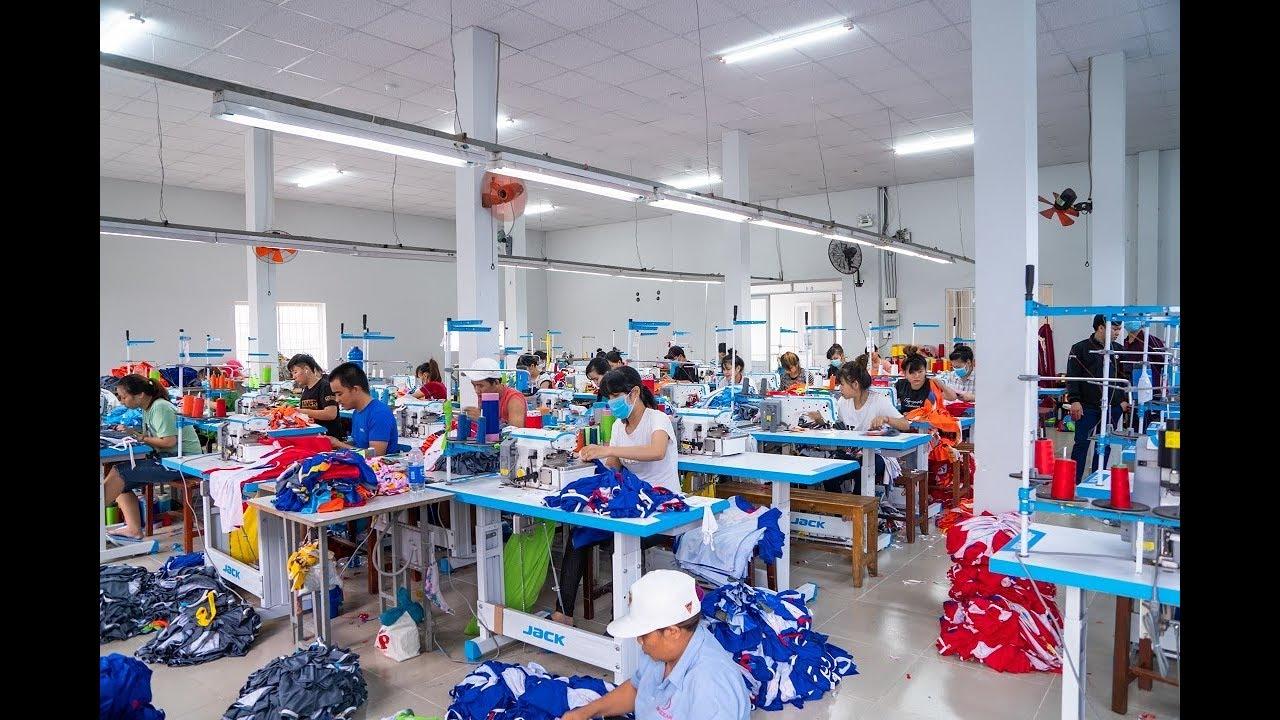 Giới thiệu xưởng cung cấp quần áo trẻ em giá sỉ Long Thanh