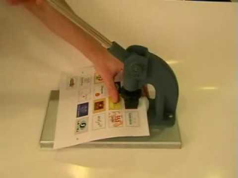 M quina troqueladora c25 cortadora de papel para las for Papel para empapelar paredes precios