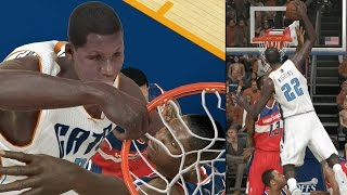Andrew Wiggins Playoffs Round 2 Game 6 vs. Wizards - NBA 2K14 MyCareer Andrew Wiggins