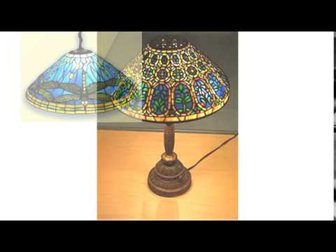 Tiffany lamps Antique