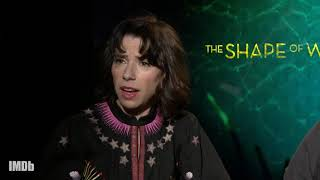 Why 'The Shape Of Water' Cast Loves Guillermo Del Toro | IMDb EXCLUSIVE