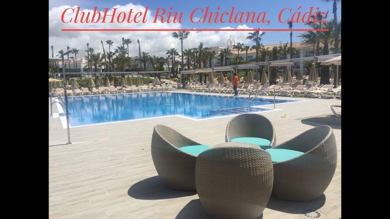 Clubhotel Riu Chiclana Hotel Todo Incluido En La Costa De Cádiz