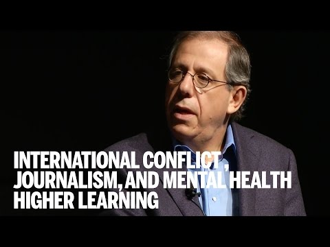 INTERNATIONAL CONFLICT, JOURNALISM, AND MENTAL HEALTH | Higher Learning