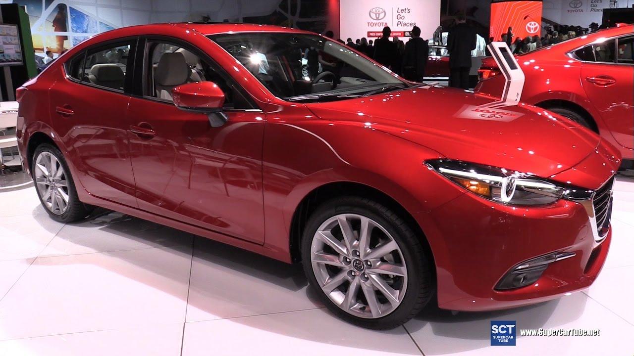 2017 Mazda3 Grand Touring Fwd Exterior And Interior Walkaround 2016 La Auto Show You