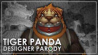 TIGER PANDA SONG (Desiigner — Panda Parody)