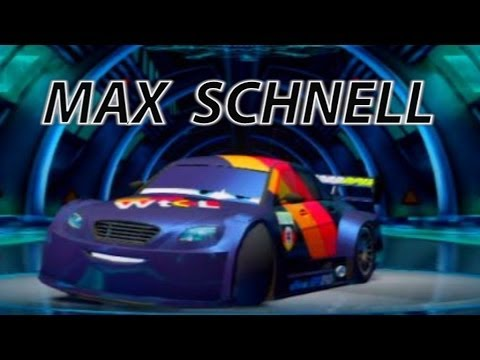 cars alive cars 2 gameplay max schnell on the runway