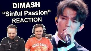 """Dimash Kudaibergen - Sinful Passion"" Singers Reaction"