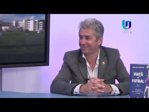 TeleU: Miroslav Giuchici la Tribuna polisportivă