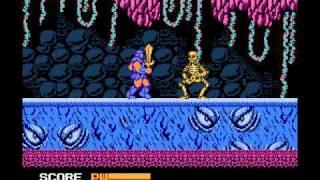 NES Longplay [082] Astyanax