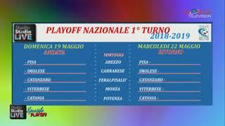 Studio Stadio LIVE | Speciale PLAYOFF | Catania - Reggina