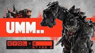 Baixar Evolve Stage 2 Gameplay | Umm.. I FOOLED MYSELF, BIG TIME!